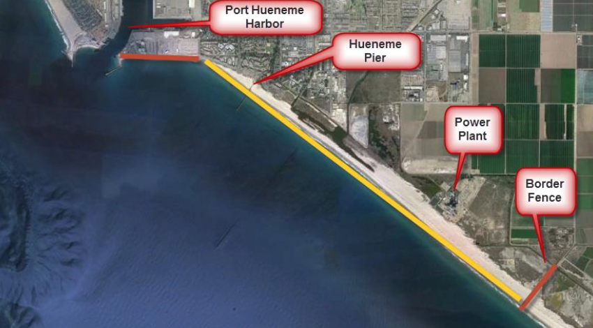 south hueneme aerial
